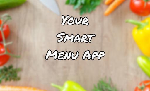 Your Smart Menu App